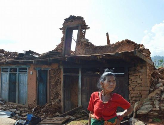 Nepal Earthquake post # 2